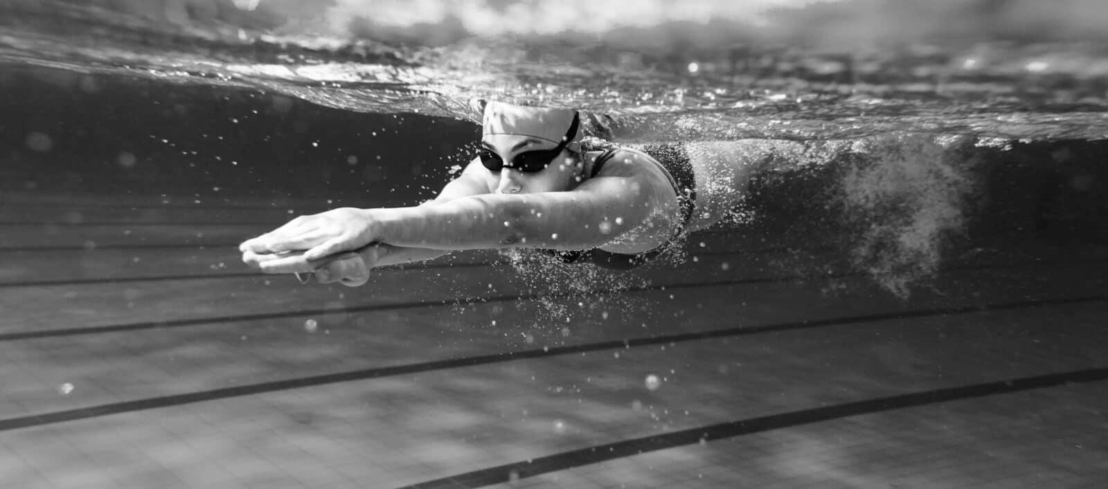 Les bienfaits de la natation: la brasse - le crawl - le dos crawlé ou le papillon - dr Paillard
