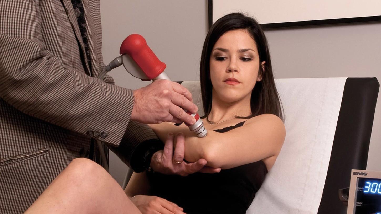 Le traitement avec les ondes de choc thérapeutiques à Paris - dr Paillard