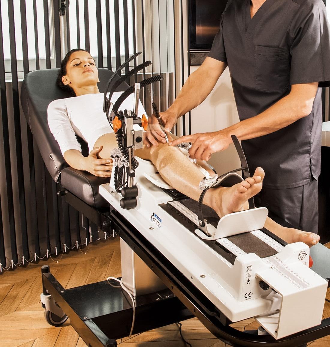 Exploration de l'appareil locomoteur à Paris - dr Paillard : Chirurgien orthopédique à Paris