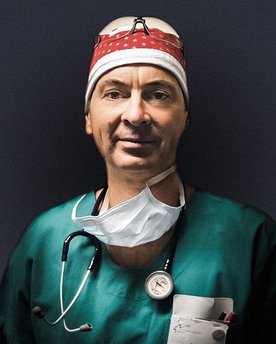 Docteur De Ketelaere - Médecin anesthésiste - Équipe bizet à Paris