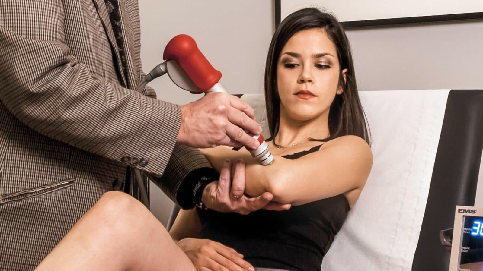 Le traitement thérapeutique par les ondes de choc extra corporelles et radiales à Paris - dr Paillard